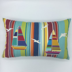 40 x 65 Oblong Cushion with...
