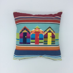 """14"""" Square Cushion with 3..."""
