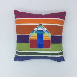 """14"""" Square Cushion with..."""